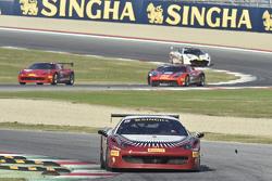 #15 Rossocorsa - Pellin Racing Ferrari 458: Nael Alainabousi