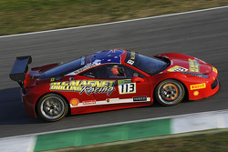 #113 AF Corse Ferrari 458: Paul Van Loenhout