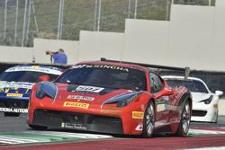 #507 Rosso Scuderia KK Ferrari 458: Ken Seto