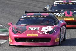 #516 Ital Auto Shanghai Ferrari 458: Jing Shi