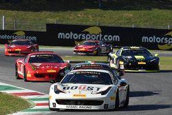 #192 Kessel Racing Ferrari 458 : Jaques Duyver