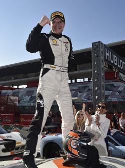 Race 1 Coppa Shell: tercer lugar # 92 Kessel Racing Ferrari 458 Jacques Duyver