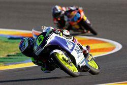 Maria Herrera, Husqvarna Factory Laglisse et Miguel Oliveira, Red Bull KTM Ajo
