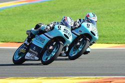 Danny Kent, Leopard Racing ve Hiroki Ono, Leopard Racing