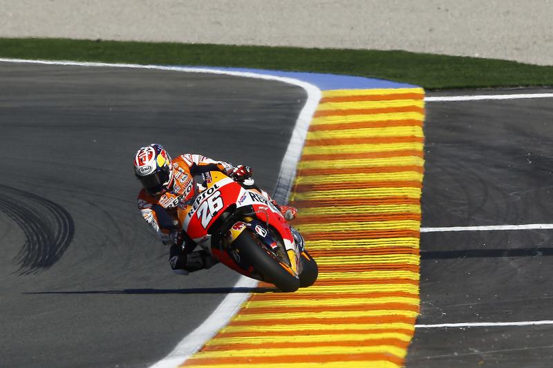 2015, MotoGP: 4º no campeonato, 206 pontos
