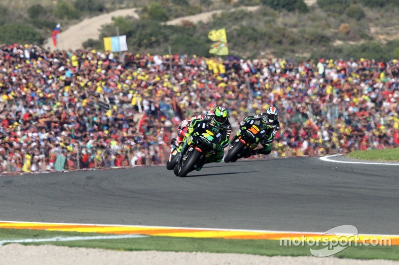 Pol Espargaro and Bradley Smith, Tech 3 Yamahas