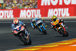 Hector Barbera, Avintia Racing Ducati and Loris Baz, Forward Racing Yamaha and Scott Redding, Marc VDS Racing Honda