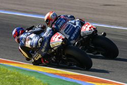 Mike di Meglio and Hector Barbera, Avintia Racing Ducatis