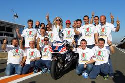 1. Open Class 2015: Hector Barbera, Avintia Racing Ducati