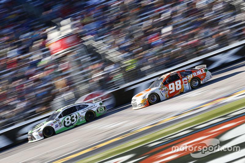 Метт ДіБенедетто, BK Racing Toyota та Райан Прис
