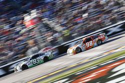 Matt Dibenedetto, BK Racing Toyota and Ryan Preece