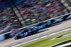 Denny Hamlin, Joe Gibbs Racing Toyota y Brett Moffitt