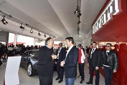 سيرجيو مارشيوني، رئيس فيراري والمدير التنفيذي لفيات وكرايزلر
