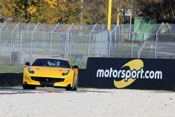 Sebastian Vettel, Ferrari con Sergio Marchionne, Presidente Ferrari e CEO Fiat Chrysler Automobiles