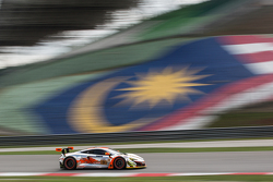 #3 Clearwater Racing McLaren 650S GT3: Mok Weng Sun, Rob Bell, Keita Sawa