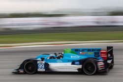 #99 Eurasia Motorsport Oreca 03R Nissan: William Lok, Richard Bradley, Tack Sung Kim