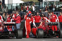 Marc Gene, probador Ferrari