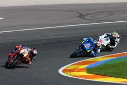 Stefan Bradl, Aprilia Racing Team Gresini and Maverick Viñales, Team Suzuki MotoGP and Nicky Hayden,