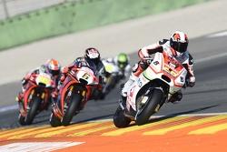 Yonny Hernandez, Pramac Racing Ducati en Stefan Bradl, Aprilia Racing Team Gresini