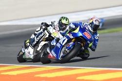 Maverick Viñales, Team Suzuki MotoGP en Cal Crutchlow, Team LCR Honda
