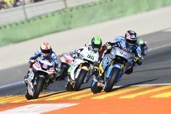 Scott Redding, Marc VDS Racing Honda, Eugene Laverty, Aspar Team MotoGP Honda en Hector Barbera, Avi