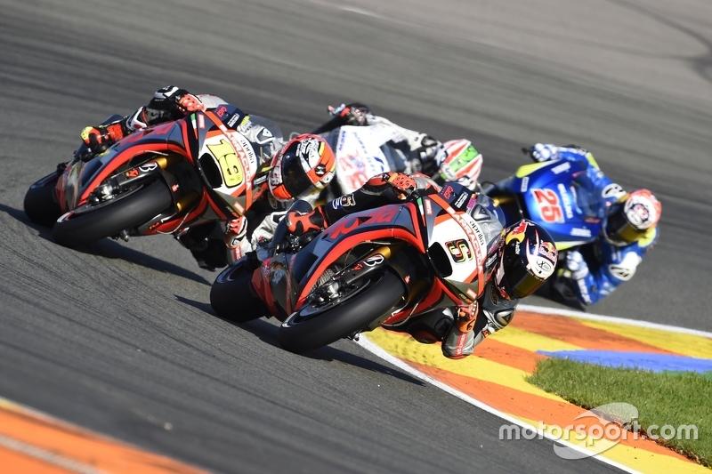 Штефан Брадль, Aprilia Racing Team Gresini та Альваро Баутіста, Aprilia Racing Team Gresini