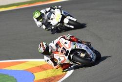 Danilo Petrucci, Pramac Racing Ducati e Cal Crutchlow, Team LCR Honda