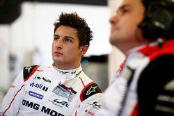 Mitch Evans, Porsche Team