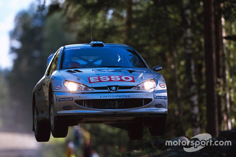 18. Rally de Finlandia 2000: 121,46 km/h