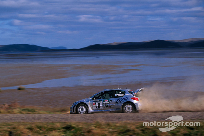 Rallye de Nouvelle-Zélande 2000