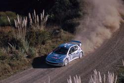 Франсуа Делекур и Даниэль Граталу, Peugeot Sport Peugeot 206 WRC