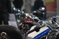 Мотоциклы на выставке