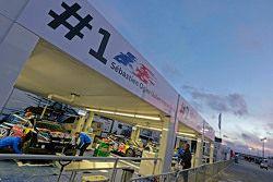 Volkswagen Motorsport Takımı takım alanı