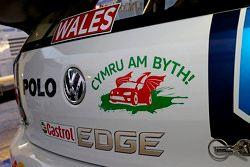 Volkswagen Polo WRC, dettaglio, Volkswagen Motorsport