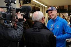 Jari-Matti Latvala, Volkswagen Motorsport met de media