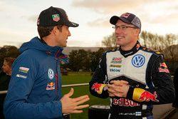 Sébastien Ogier, Volkswagen Motorsport met Jari-Matti Latvala, Volkswagen Motorsport