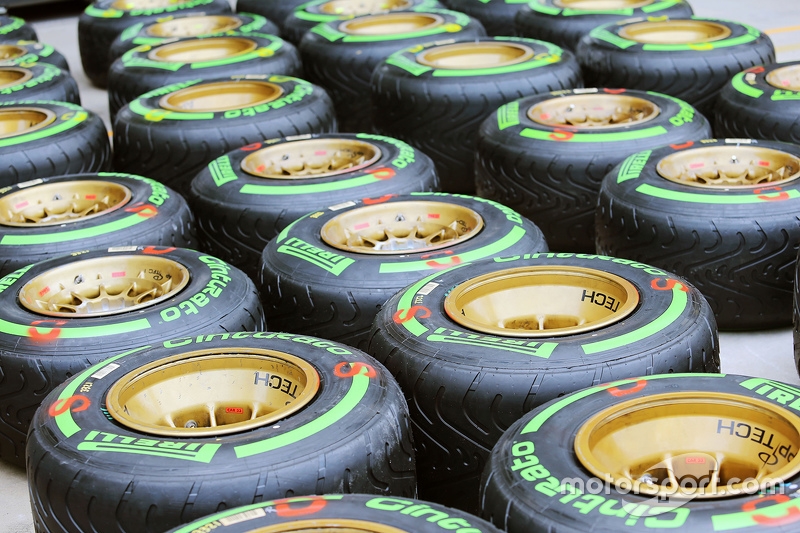 Pneus de chuva Pirelli