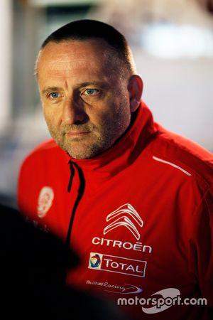 Yves Matton, Citroën Yarış Takım Patronu