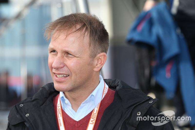 Petter Solberg, campione del mondo WRC e RX