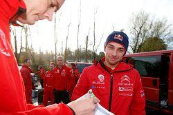 Stéphane Lefebvre, Citroën World Rally Takımı