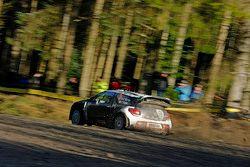 Kris Meeke e Paul Nagle, Citroën DS3 WRC, Citroën World Rally Team