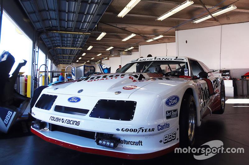 2015 Mustang Cobra >> Ford Mustang Cobra 1985 Di The Classic 24 At Daytona