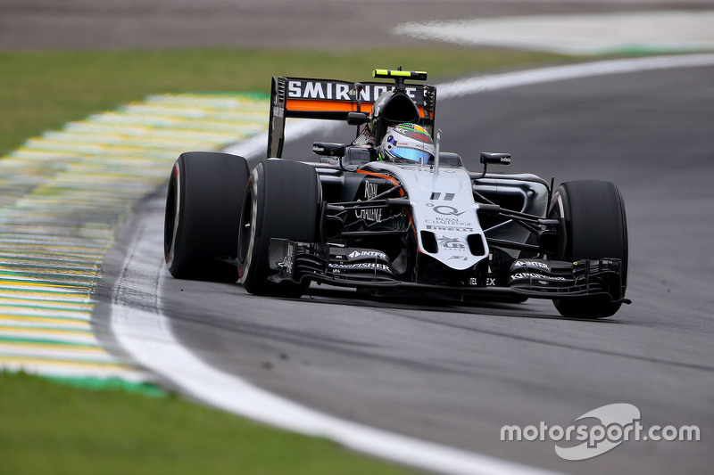 2015: Sahara Force India VJM08