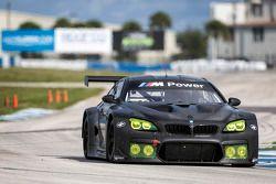 BMW M6 GTLM test esnasında
