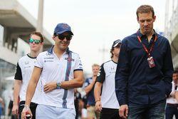 Felipe Massa, Williams com Alex Wurz