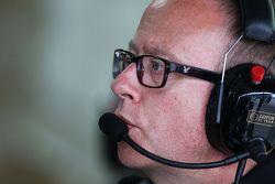 Mark Slade, Ingénieur de course Lotus F1 Team