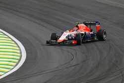 Alexander Rossi, Manor Marussia F1 Team en glisse