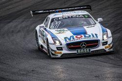 Camilo Echevarría, Mercedes-Benz SLS AMG GT3, equipo Zakspeed