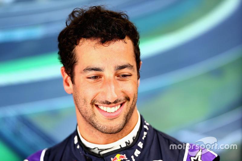 Daniel Ricciardo (2015, 26 años)