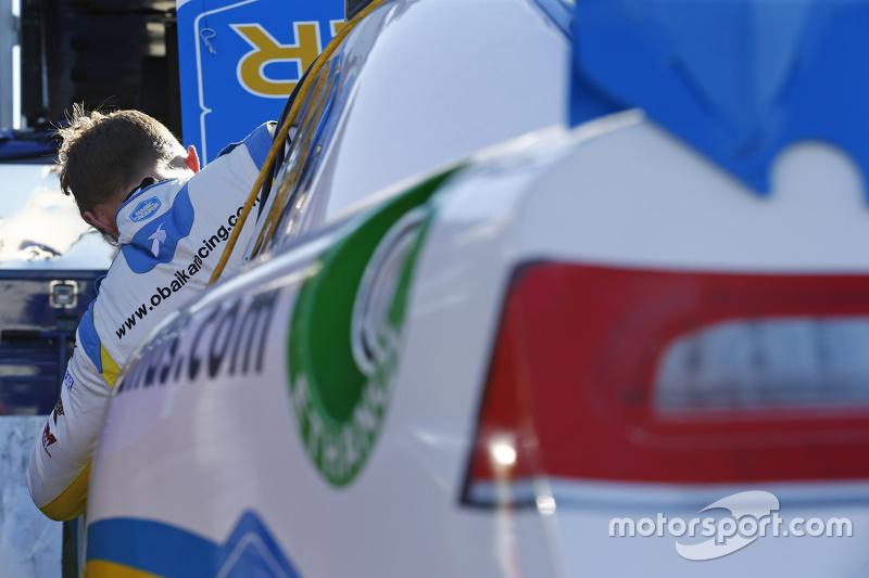 Dylan Kwasniewski, Obaika Racing